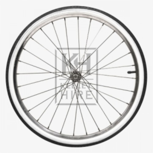 Small period bicycle wheel