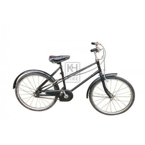Childrens period bicycle