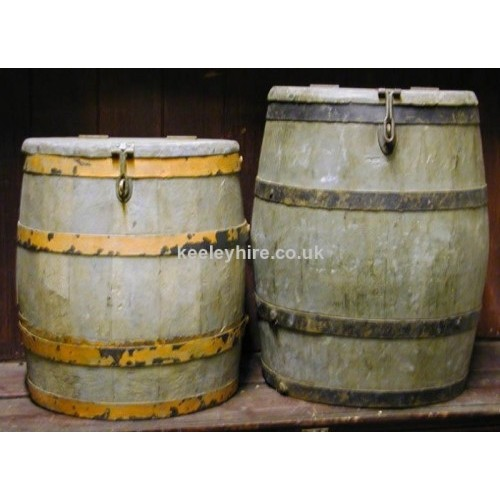 Storage Barrels & Lids