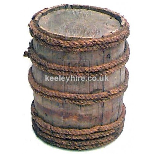 Rope Bound Barrel