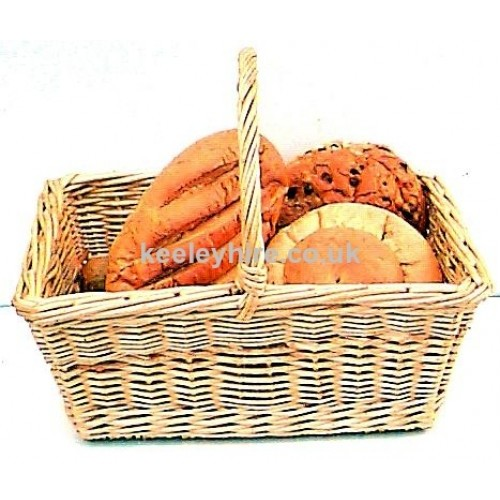 Rectangular Wicker hand basket