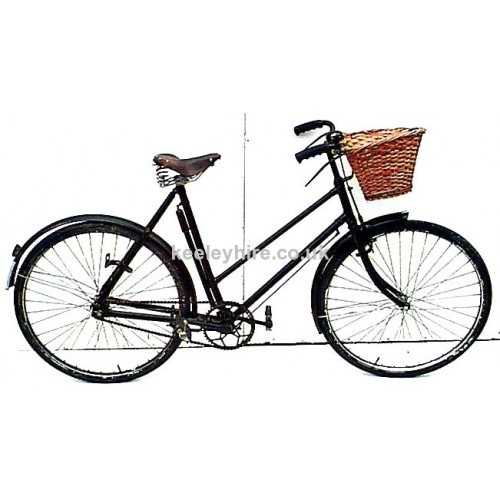 1940s Ladies bicycle with basket