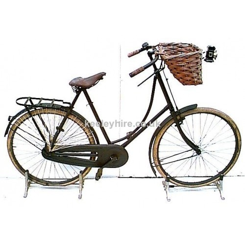 1895 - 1912 Ladies Bicycle