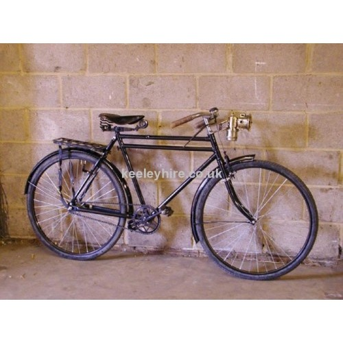 Period bicycle 1900