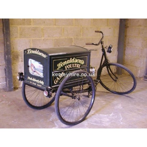 Donaldsons Poulty tricycle