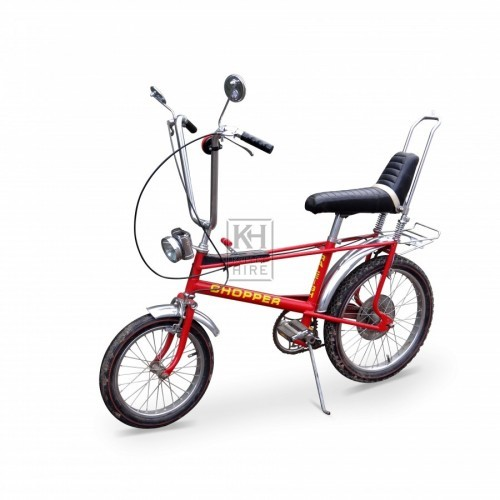 70s Chopper bicycle