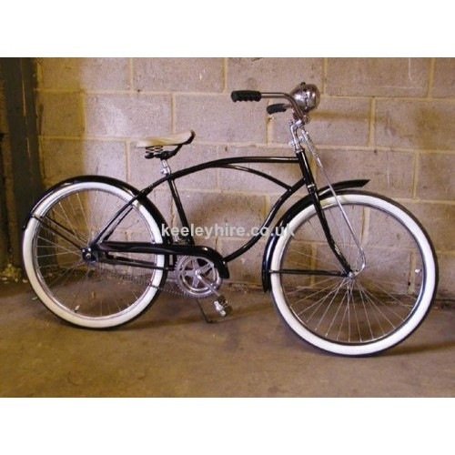 Black American Bicycle