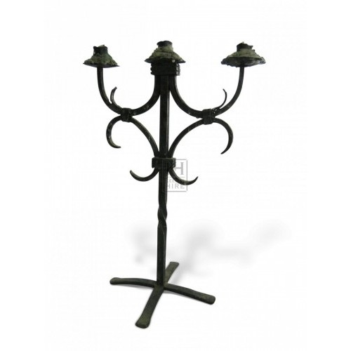 3 Branch Table Candelabra