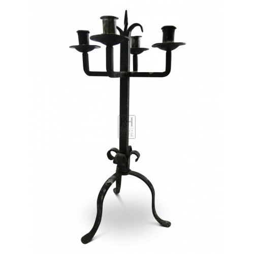 4 Branch Table Candelabra