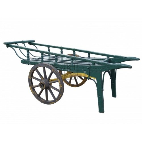 2-wheel coster barrow