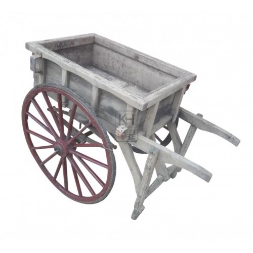 Grey 2 - Wheel Hand Cart