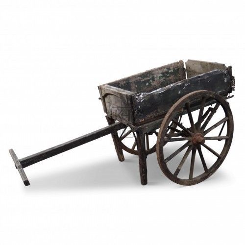 T- Handled Hand Cart