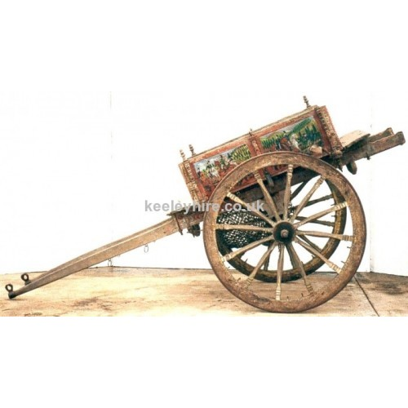 Large Sicilian handcart