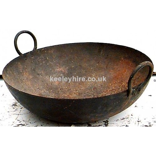 Shallow Pan With 2 Handles