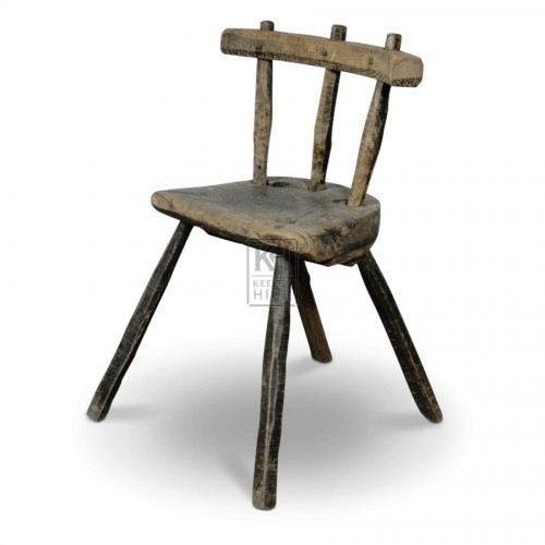 Stick Back Chair