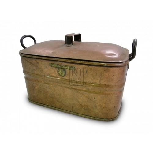 Copperware Container