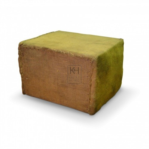 Square Hessian Bale
