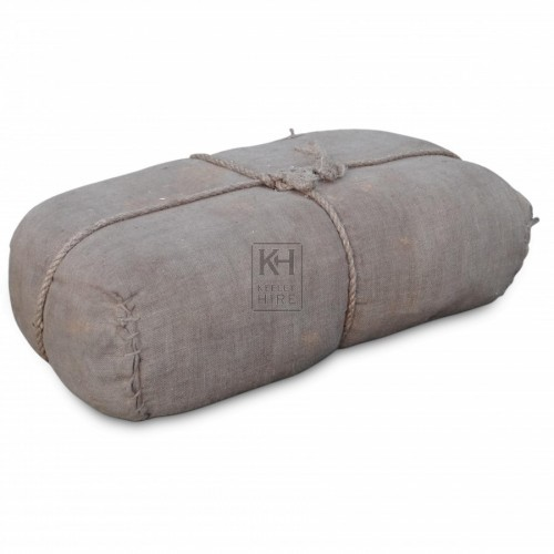 Rectangle Rope Bound Hessian Bale