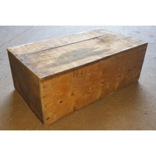 Small Wood Packing cases