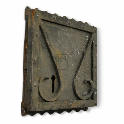 Box Lock no9