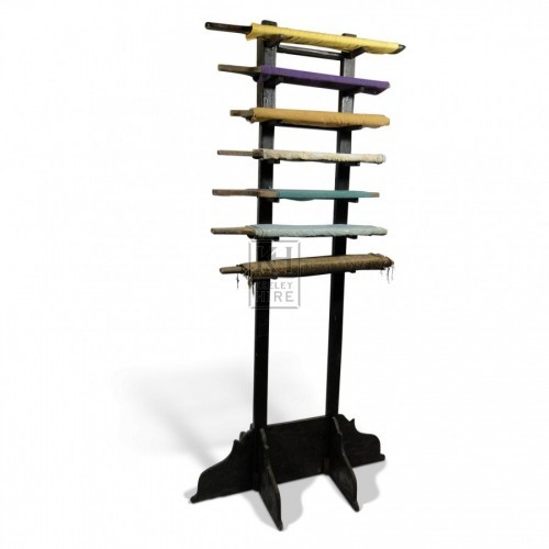Wide Drapers Stand