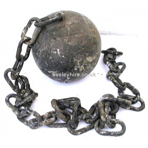 Dungeon Ball and Chain