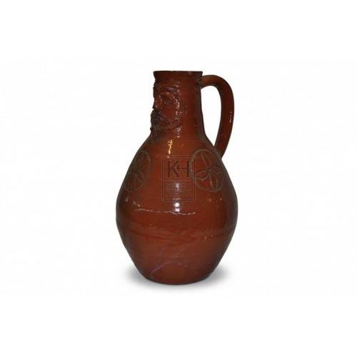 Earthenware Jug #3
