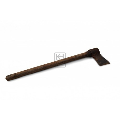 Long Handled Axe #1