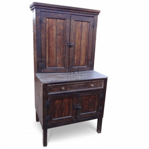 Dresser with Cupboards and Drawer