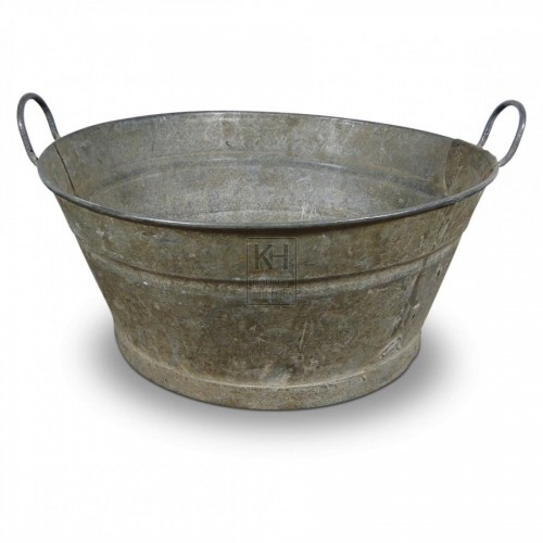 Galvanised Tub #2