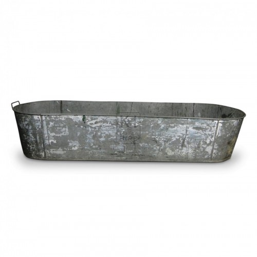 Galvanised Bath Tub