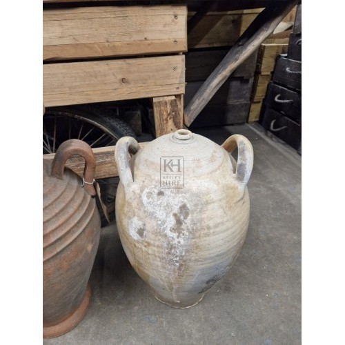 Greek Clay Pot