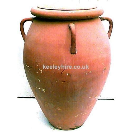 Greek Clay Urn
