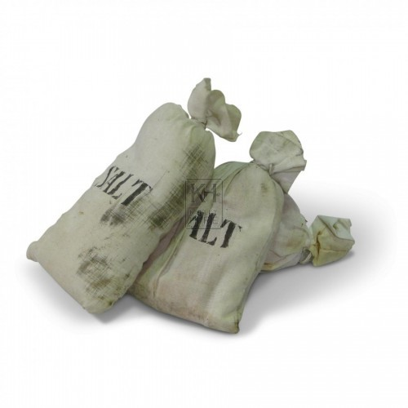 Small salt sacks