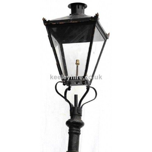 Large Square Windsor Street Lamp