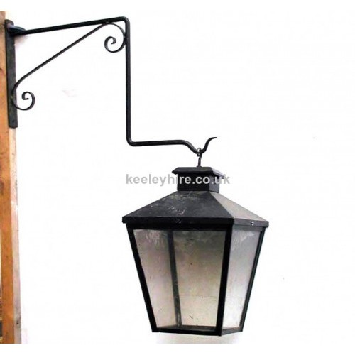 Wall Mounted Street Light & bracket