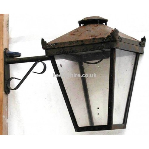 Wall Mounted Street Light #5