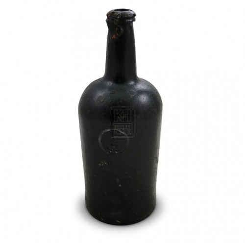 Fibreglass Bottle with Embossed Seal
