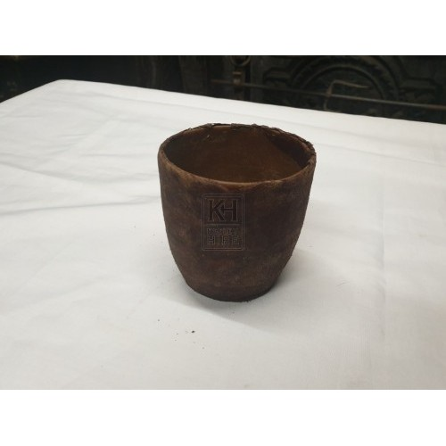 Leather Beaker