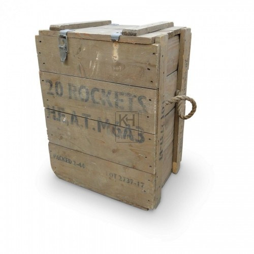 Rockets Ammo Box