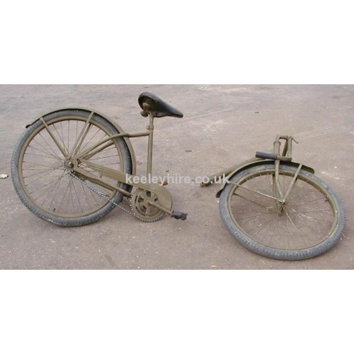 Military Bicycle - Broken