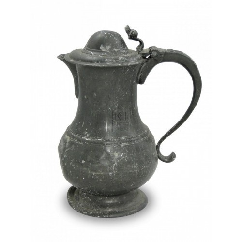 Pewter Flagon #3
