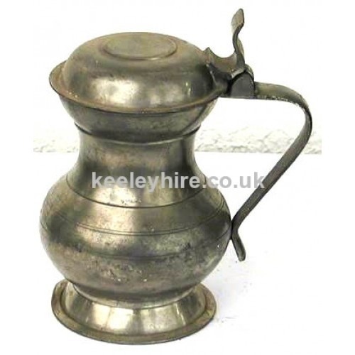 Pewter Tankard no11