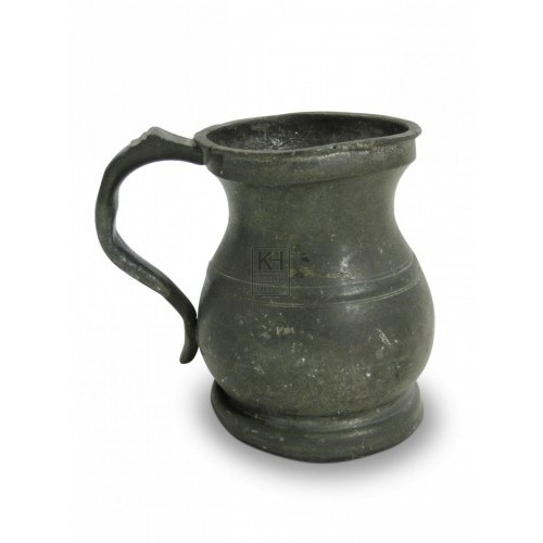 Pewter Tankard no14