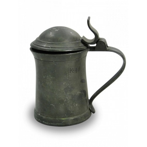 Pewter Tankard no16