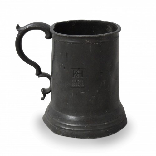 Pewter Tankard no18