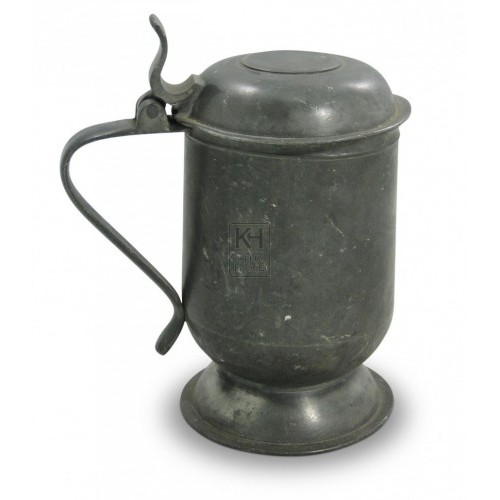 Pewter Tankard no21