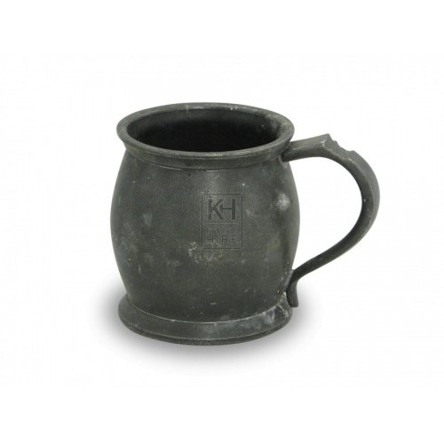 Pewter Tankard no22
