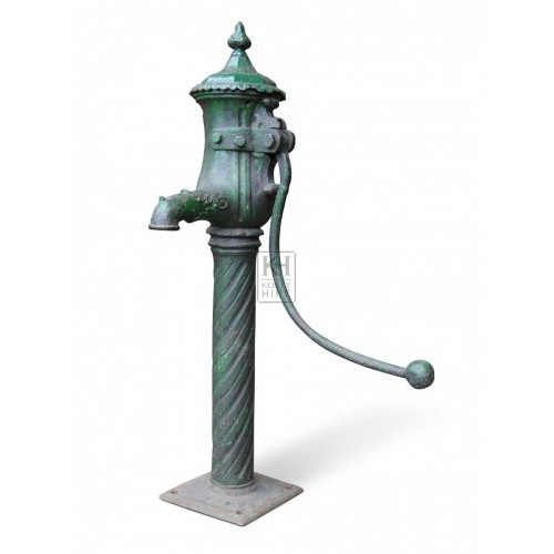 55 Inch Water Pump with Curved Handle