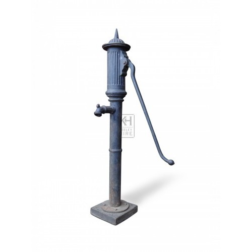 Tall Iron Water Pump